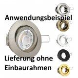 LED 5W GU10 Strahler Kaltweiß 6000K 45° 470lm 230V