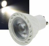 LED 5W GU10 Strahler Kaltweiß 6000K 38° 450lm 230V