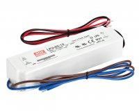LED Trafo 12V Gleichstrom 1-60W Vorschaltgerät IP67