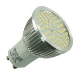 GU10 LED 5W Strahler 90SMD Warmweiß 230V