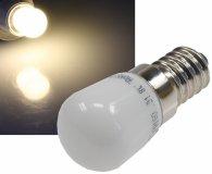LED E14 Kühlschrankbirne 2W warmweiß 230V 140LM